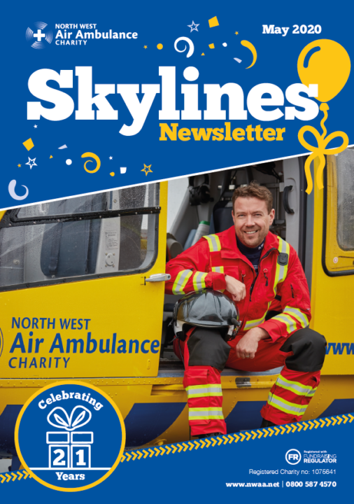 Click to download our May 2020 newsletter