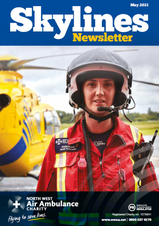 Click to download our May 2021 newsletter