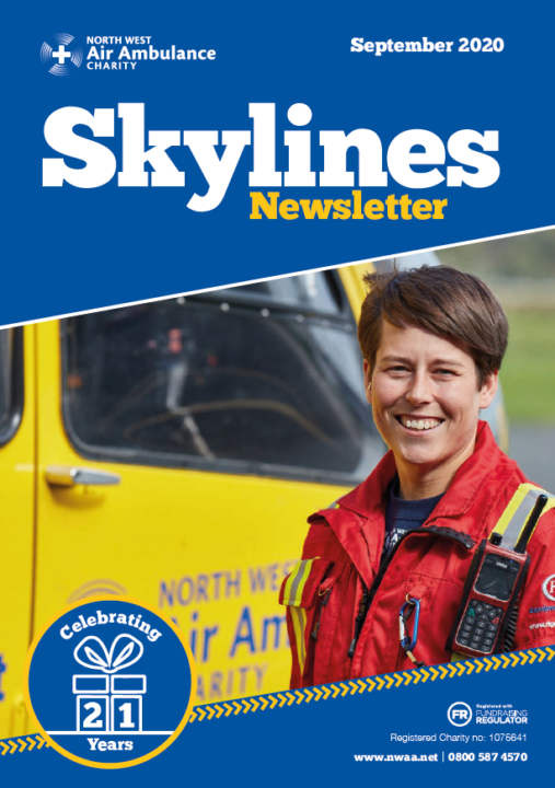Click to download our September 2020 newsletter