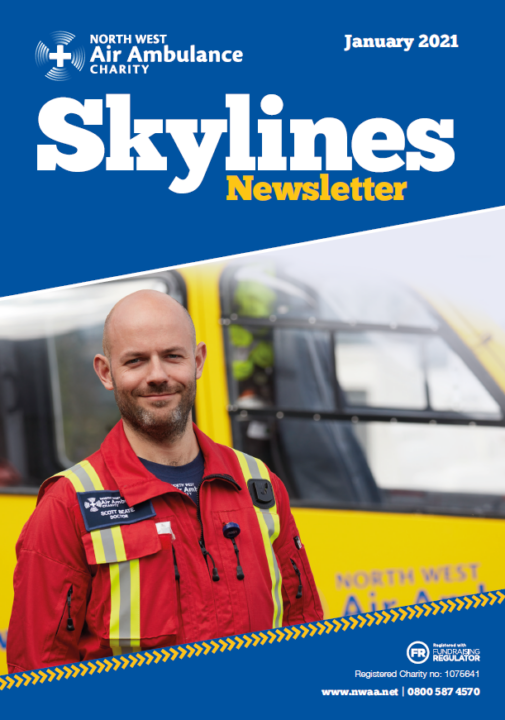 Click to download our January 2021 newsletter