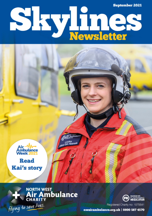 Click to download our September 2021 newsletter